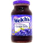 Welch's Concord Grape Jelly (American)